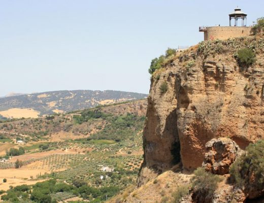 itinerario andalusia on the road
